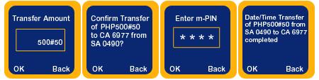 BDO-Smart SMS fund transfer 3