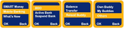 BDO-Smart SMS prepaid reload 1