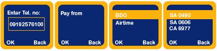BDO-Smart SMS prepaid reload 2