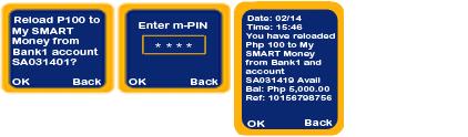 BDO-Smart SMS Smart Money reload 3