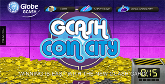 Globe GCash Coin City