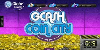 Globe GCash Coin City
