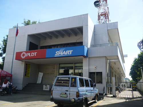 PLDT and Smart Zamboanga City main Branch