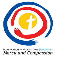 Pope Francis visit Philippines logo