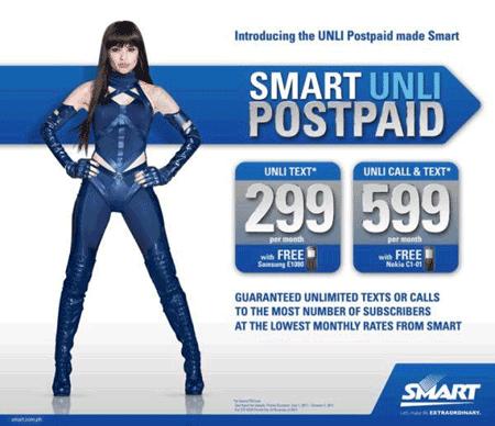 Smart UNLI postpaid large