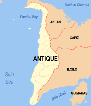 Antique tawag and charging stations