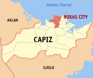 Capiz tawag and charging stations