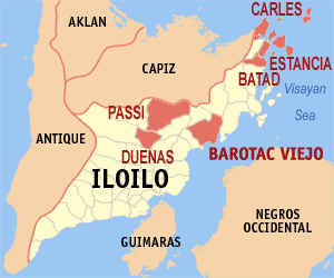Iloilo tawag and charging stations