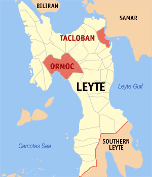 Leyte tawag and charging stations