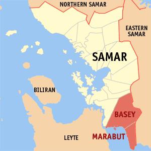 Western Samar tawag and charging stations